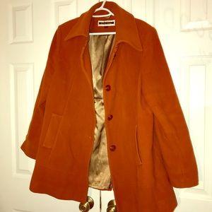 Women's XL KRISTEN BLAKE Pea Coat
